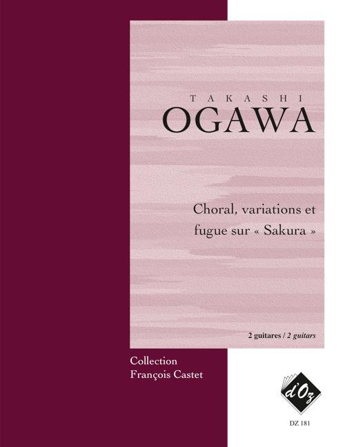 Choral, variations et fugue sur « Sakura »