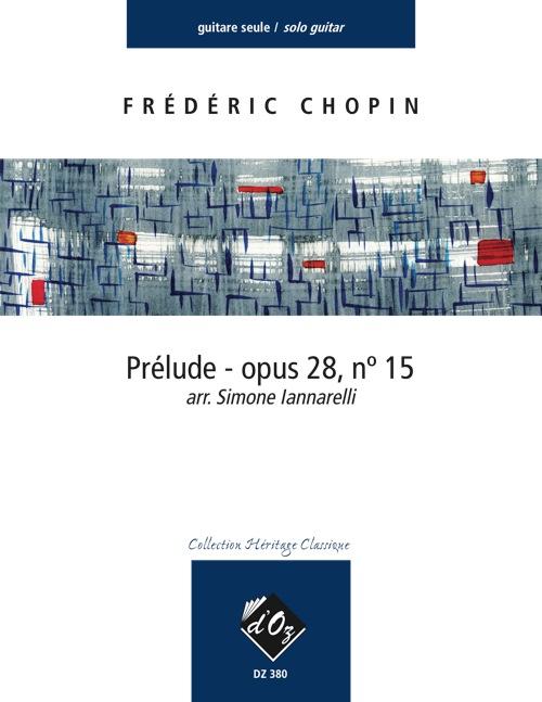 Prélude, opus 28, no 15