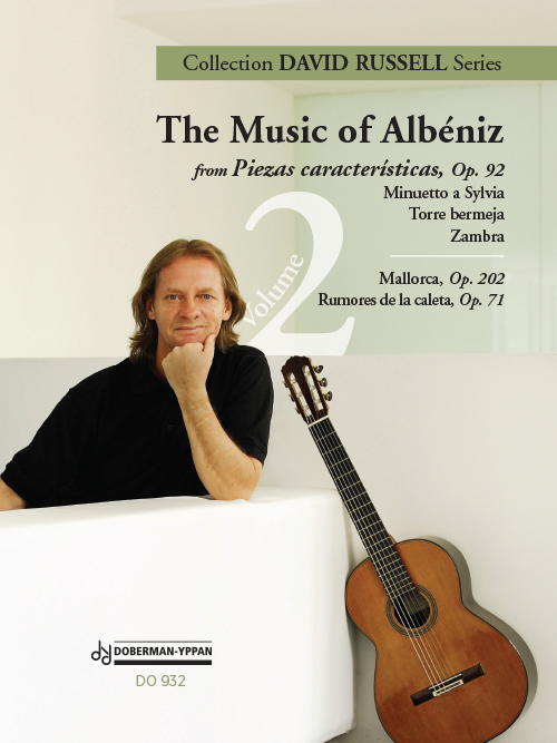 The Music of Albéniz, vol. 2