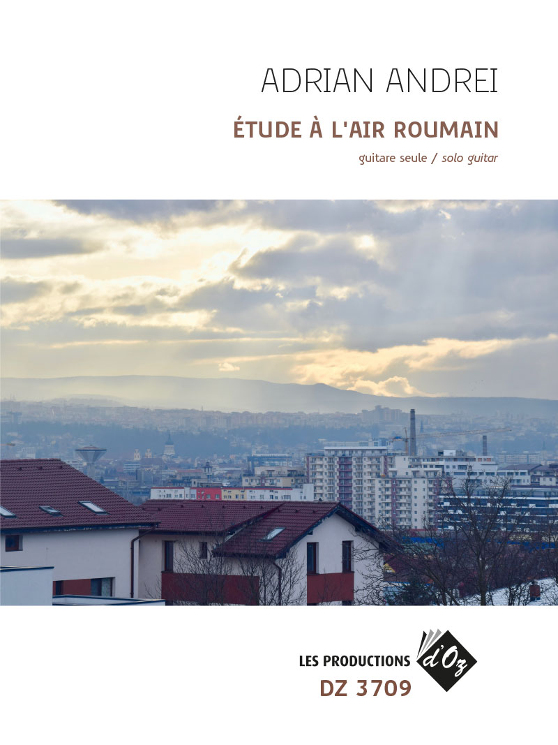 Étude à l'air roumain
