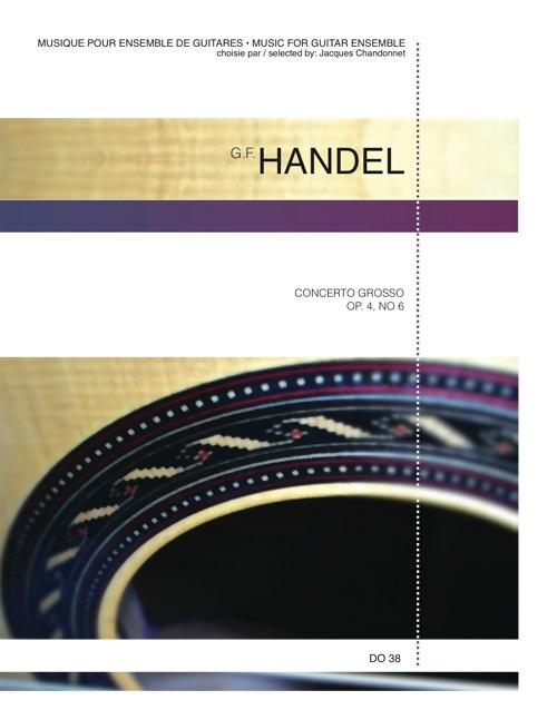 Concerto grosso, opus 4, no. 6