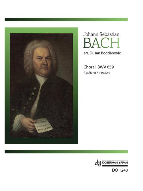 Choral, BWV 659