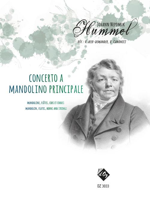Concerto a mandolino principale
