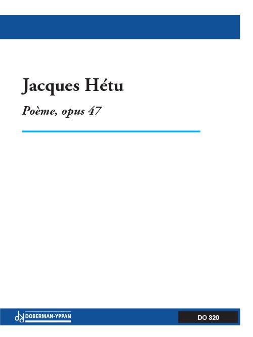 Poème, opus 47