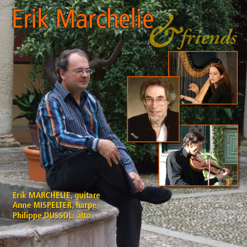 Erik Marchelie & Friends