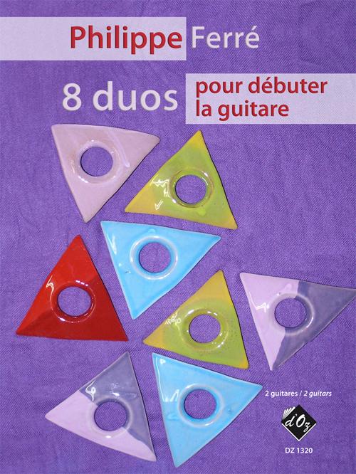 8 duos pour débuter la guitare