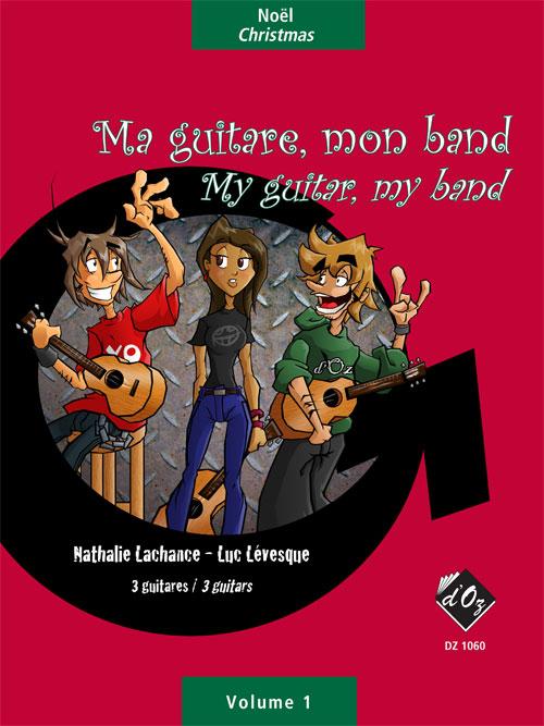 Ma guitare, mon band / Noël