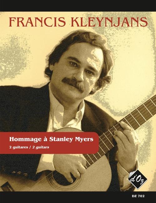 Hommage à Stanley Myers, opus 187d