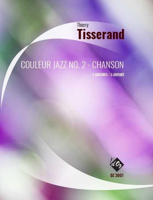 Couleur jazz no. 2 - Chanson