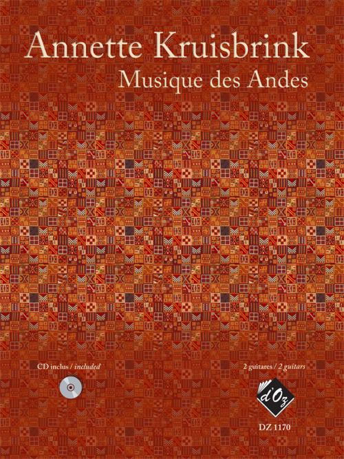 Musique des Andes (CD incl.)