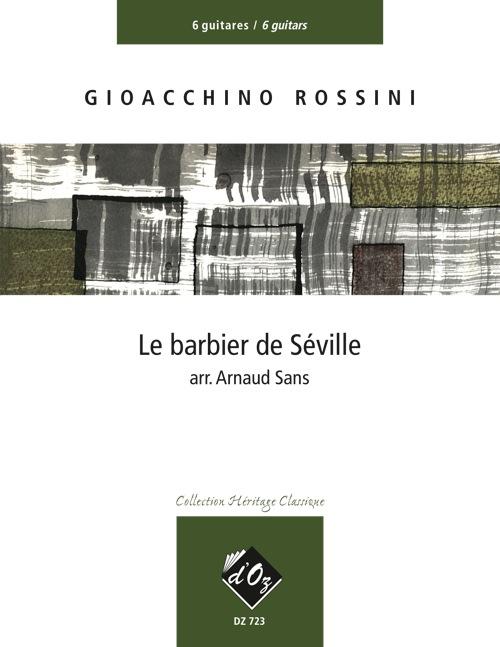 Le barbier de Séville (2 cahiers)