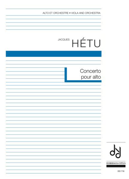 Concerto pour alto, opus 75