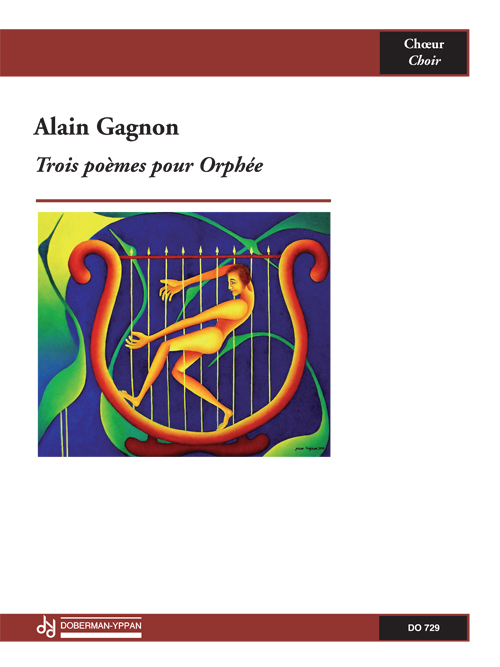 Trois poèmes pour Orphée, opus 51
