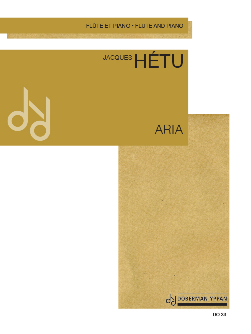 Aria, opus 27