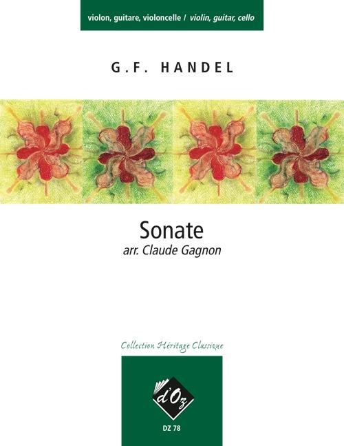 Sonate, opus 1, no. 11