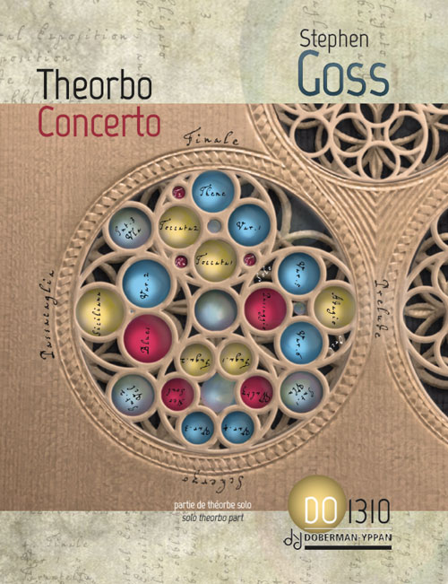 Theorbo Concerto (solo theorbo part)