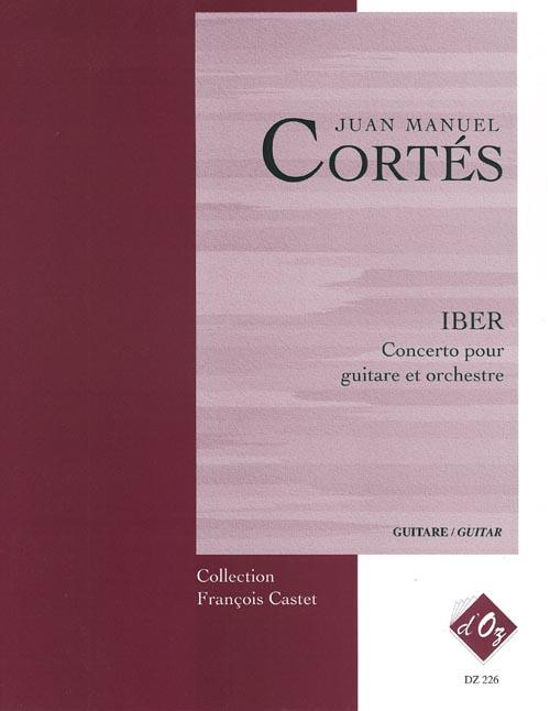 IBER - Concerto (2 cahiers, réduction de piano)