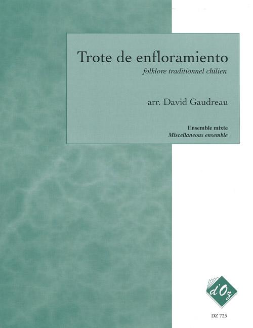 Trote de enfloramiento (trad. chilien)