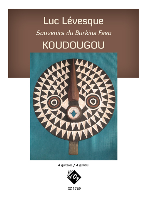 Souvenirs du Burkina Faso / Kouudougo