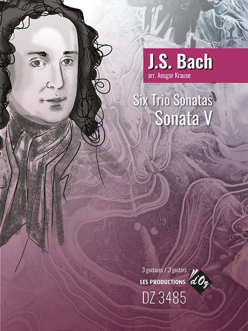 Six Trio Sonatas, Sonata V