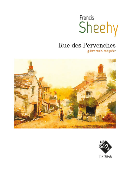 Rue des Pervenches