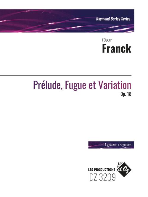 Prélude, Fugue et Variation