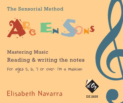 The Sensorial Method, Reading and writing the notes