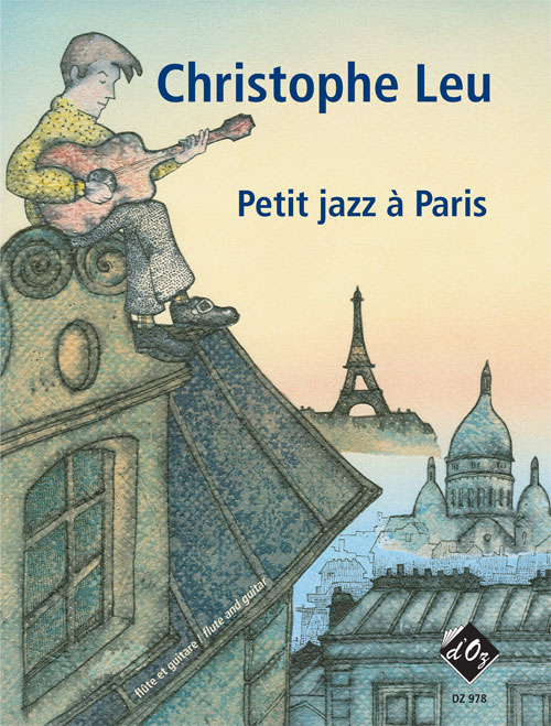 Petit jazz à Paris