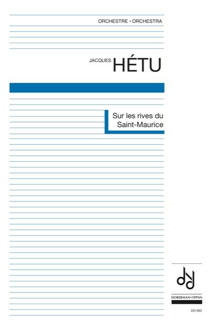 Sur les rives du Saint-Maurice, opus 78 (pdf complet)