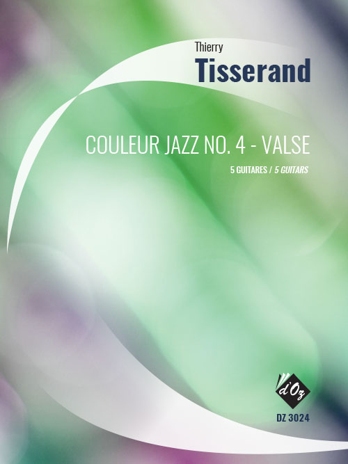 Couleur jazz no. 4 - Valse