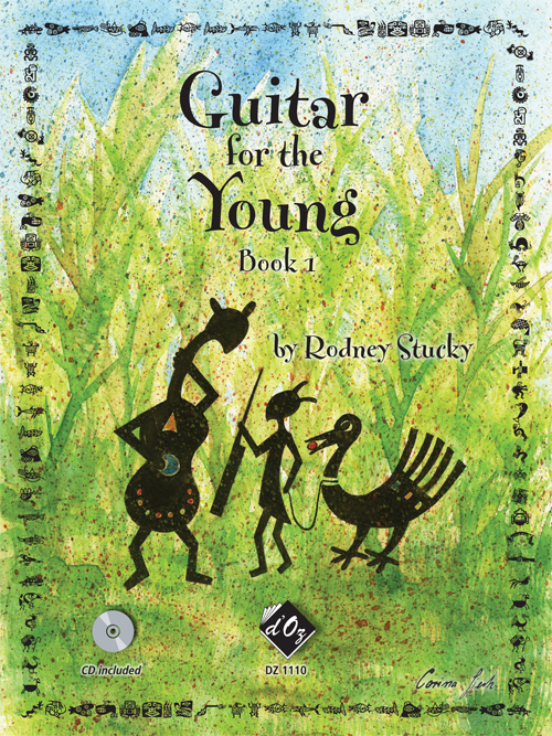 Guitar for the Young, book 1 (CD incl.)