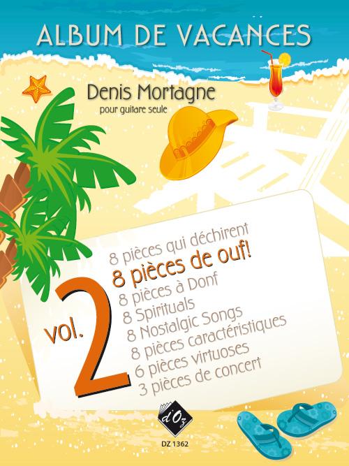 Album de vacances, vol. 2 / 8 pièces de Ouf