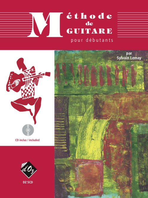 Méthode de guitare, vol. 1 (CD inclus)
