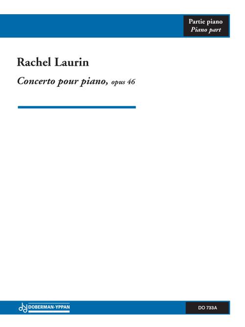 Concerto pour piano, op. 46 (partie de piano)