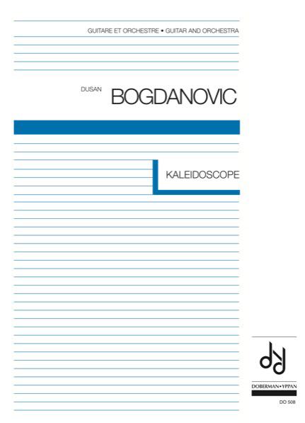 Kaleidoscope - Concerto pour guitare et orchestre