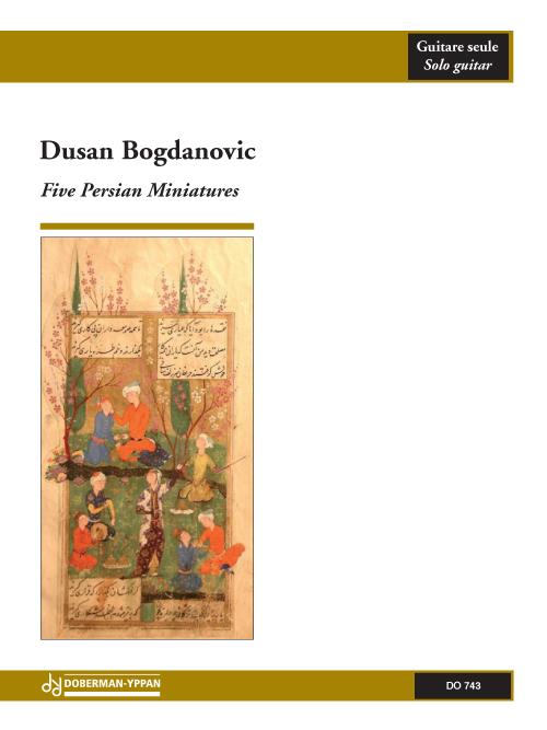 Five Persian Miniatures