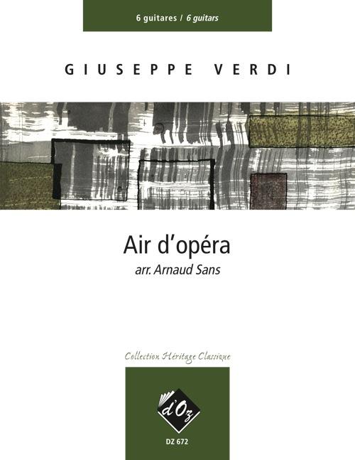 Air d'opéra