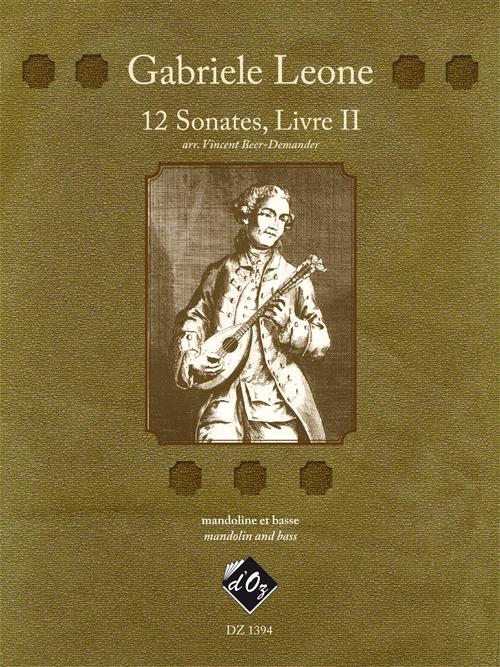 12 Sonates, Livre II