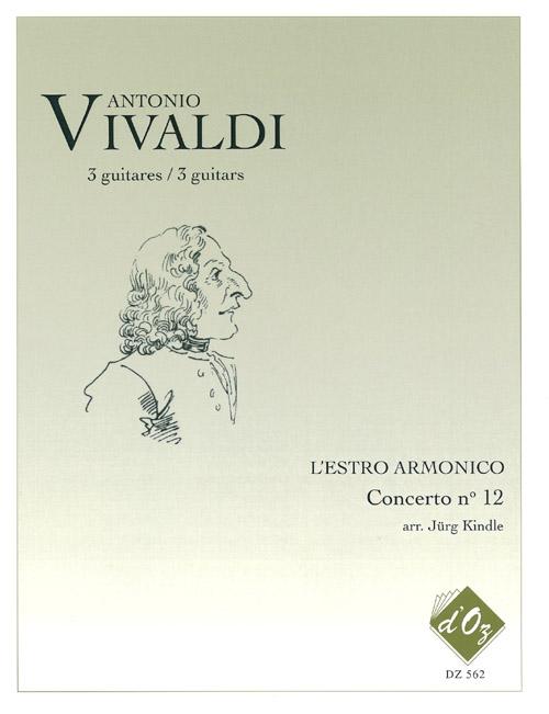 L'Estro Armonico, Concerto no 12, RV 265