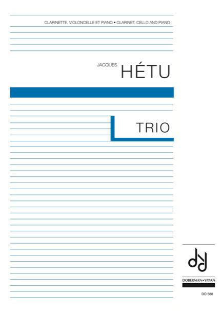 Trio pour clarinette, violoncelle et piano op. 73
