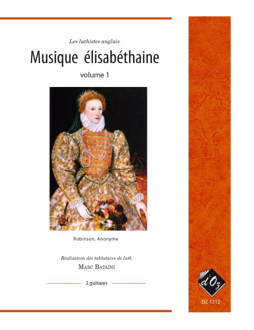 Musique élisabéthaine, vol. 1