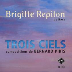 Brigitte Repiton Trois Ciels CD