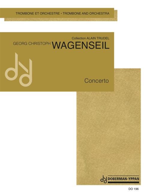 Concerto pour trombone (score)