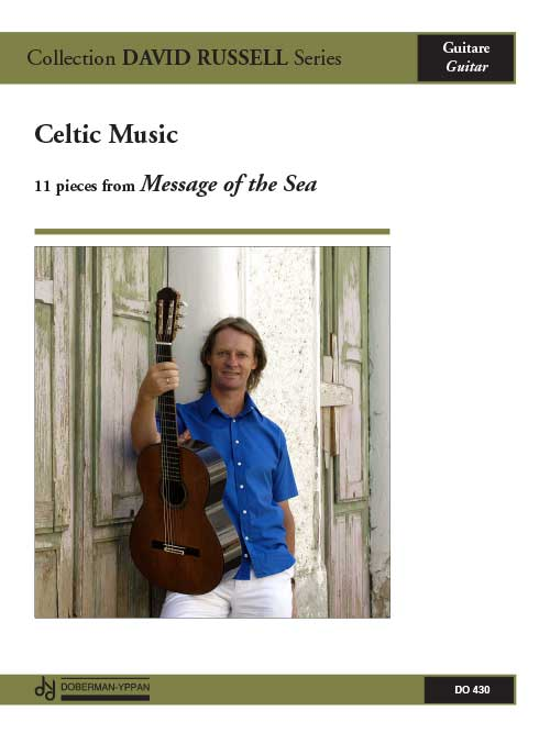 Message of the Sea, Celtic Music for Guitar