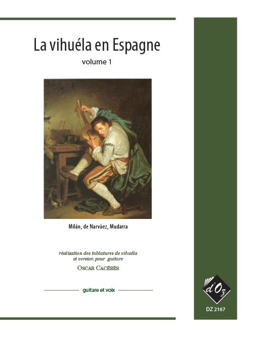 La vihuéla en Espagne, vol. 1