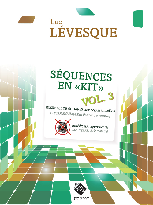 Séquences en «Kit», vol. 3 - non reproductible
