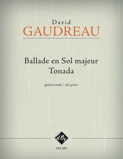 Ballade en Sol majeur - Tonada