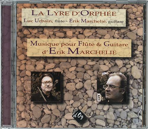 La lyre d'Orphée CD