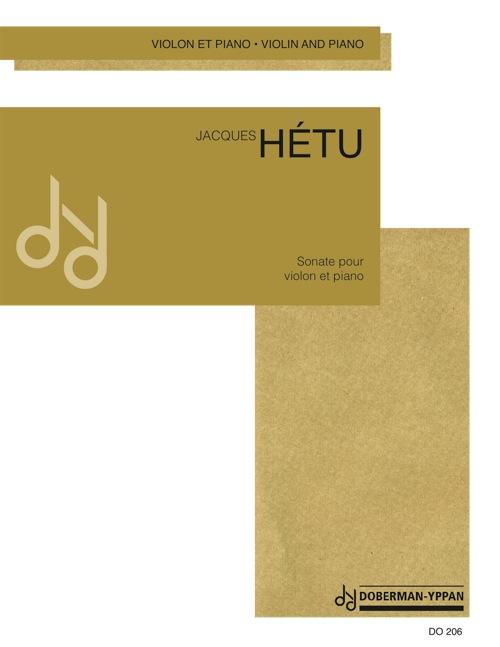 Sonate pour violon et piano, opus 58