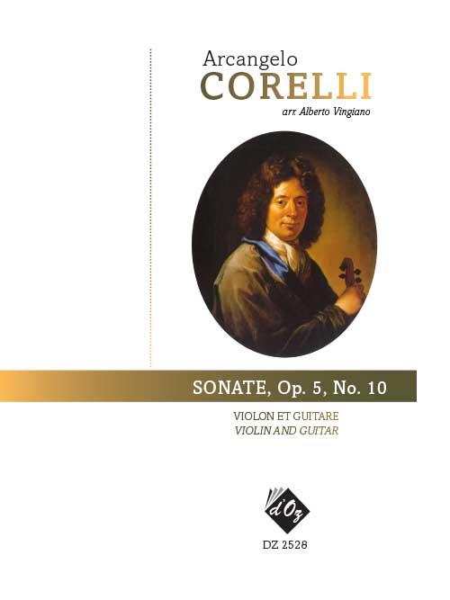 Sonate, Op. 5, No. 10
